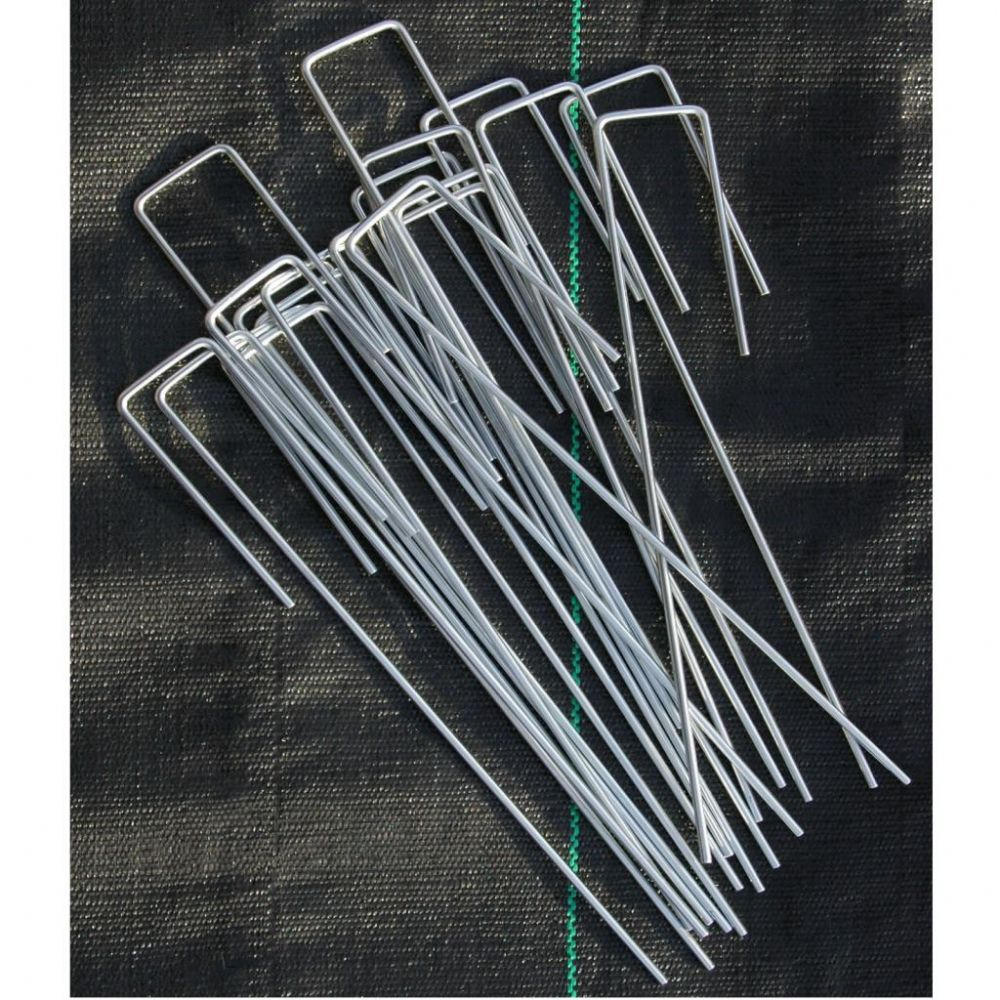 Metal Pegs | Heavy Duty | Excellent for use with netting & membrane